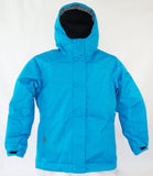 M3 Star Girls Snowboard Ski Jacket Methyl Blue Medium
