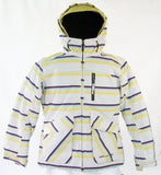 M3 Pique Girls Snowboard Ski Jacket Sunshine Medium