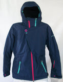 M3 Ruth Womens Snowboard Ski Jacket Peacoat Medium