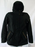 M3 Bettie Womens Snowboard Ski Jacket Black Medium