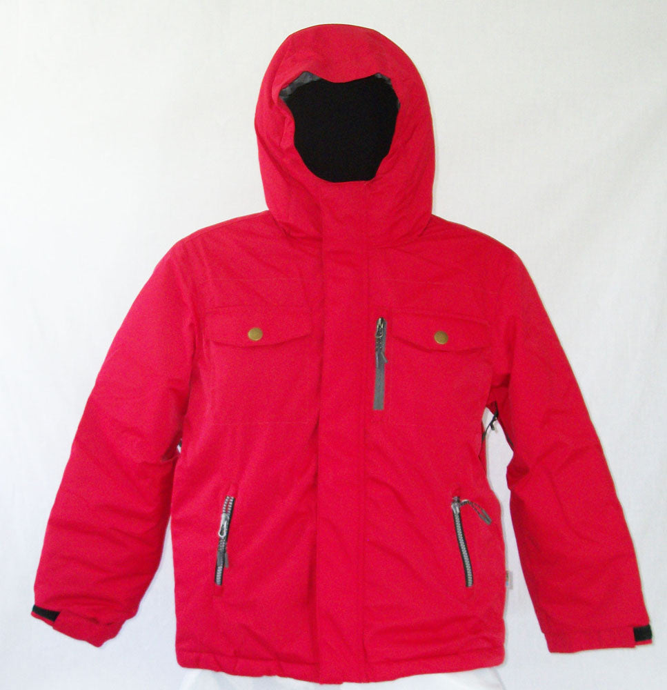 Firefly Ryan Boys Snowboard Ski Jacket Tango Red Medium