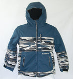 M3 Greg Boys Snowboard Ski Jacket Orion Camo Medium