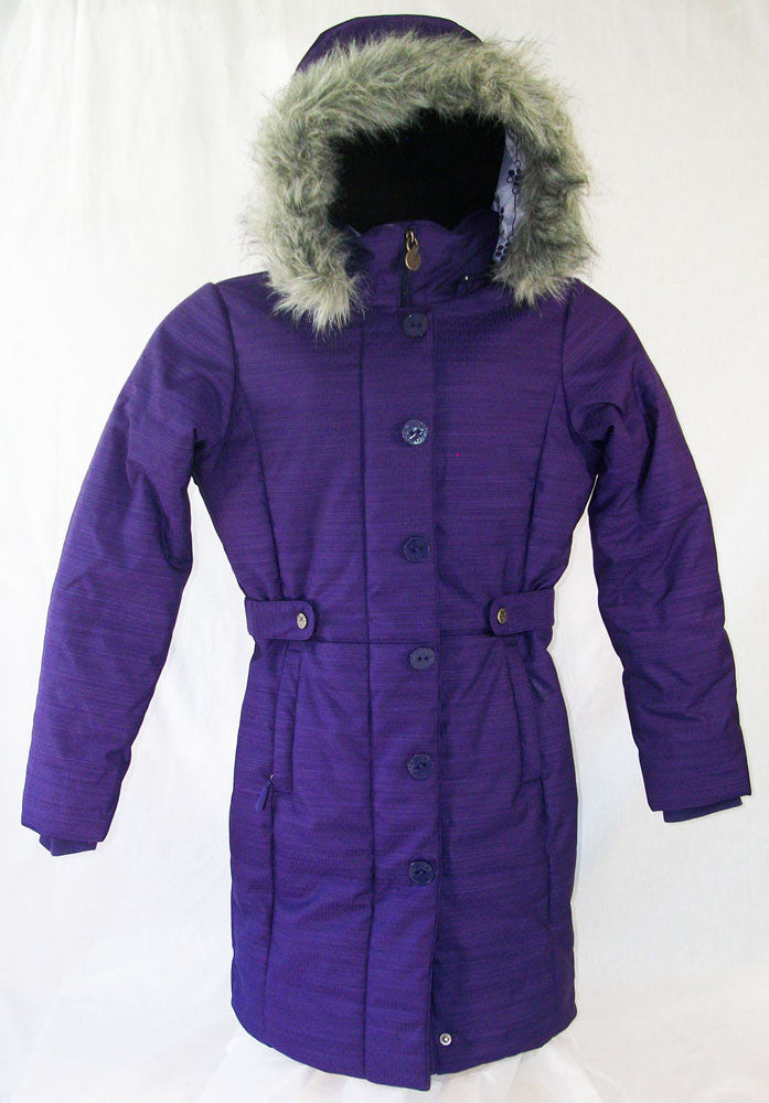 Firefly Hazel Womens Snowboard Ski Jacket Purple Medium