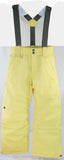 M3 Tina Girls Snowboard Ski Pants Sunshine Medium