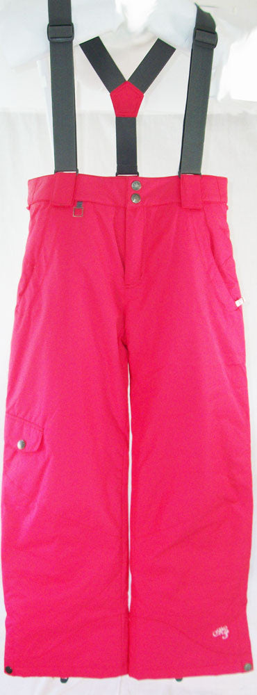 M3 Tendu Girls Snowboard Ski Pants Azelea Medium