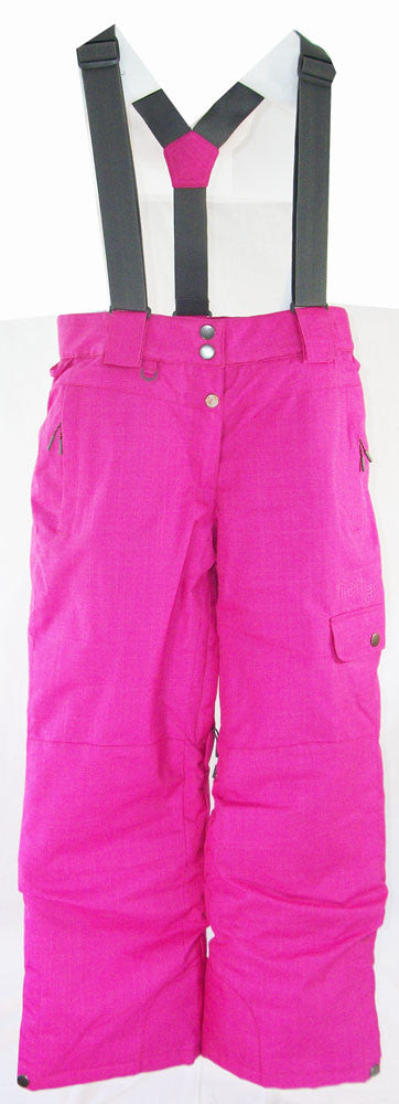 Firefly Cindy Girls Snowboard Ski Pants Raspberry Rose Medium