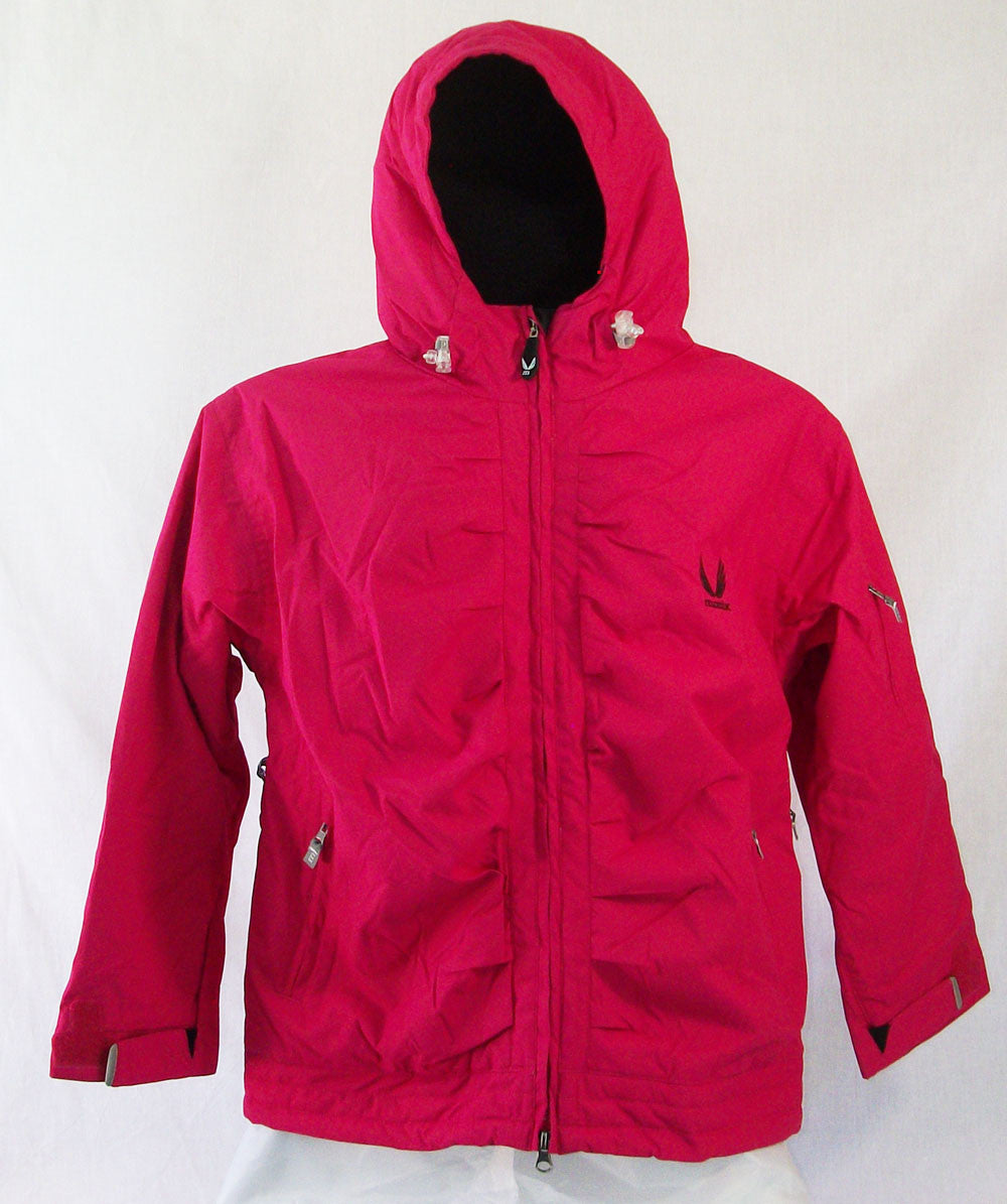 Monix Verge Girls Snowboard Ski Jacket Pink Medium