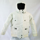Monix Raggedy Ann Girls Snowboard Ski Jacket White Medium