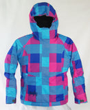 Firefly Flamingo Girls Snowboard Ski Jacket Clematis atoll Raspberry Medium