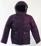M3 Frappe Girls Snowboard Ski Jacket Shadow Purple Medium