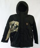M6 Crankcase Jr Snowboard Ski Jacket Black Large