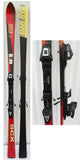 193cm Elan SCX 15 Monoblock Used Skis with Salomon s 700 Bindings Package