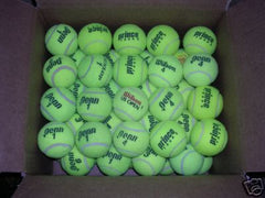 20 USED TENNIS BALLS Great for pets, schools, walkers Kids Dogs Cats