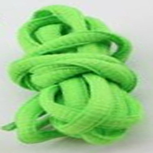 Symbolic Snowboard Boots Laces Replacement 90 inch 230cm Lime Green