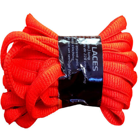 Symbolic Snowboard Boots Laces Replacement 90 inch 230cm Red