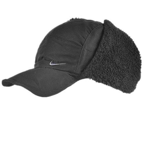 Nike 6.0  Dog Ears Beanie Youth Ski Snowboard Hat Grey 8/20