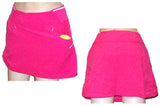 NIKE FIT DRY WOMENS SHARAPOVA TENNIS SKIRT SKORT PINK