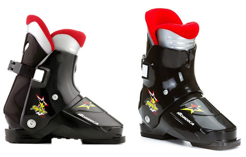Nordica Super N01 Number 1 Ski Boots Black Red New 24.5,25.5,6.5,7.5,8.5