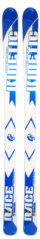 160cm Kinect Race Blue Skis