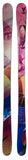 165cm Black Lace Twin Tip Skis