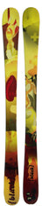 120cm Black Jjib Twin Tip W-Rocker Skis