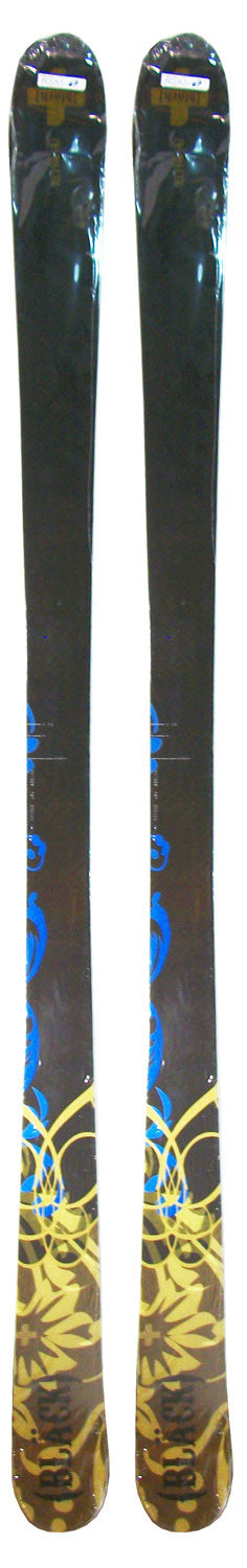 171cm Black Never Twin Tip Skis