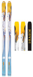 168cm Asnes Dragon Rocker Skis