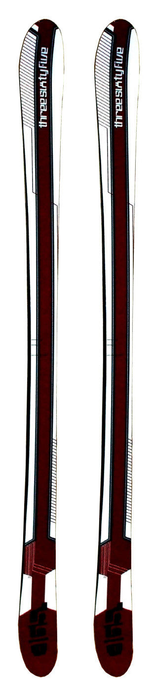 164cm 365 Helicon Twin Tip Skis
