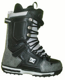DC Balance Lace Snowboard Boots Mens Size 7 equals Womens 8.5 Black