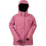 Special Blend Siryn Snowboard Jacket lush pink Womens 10k mm large
