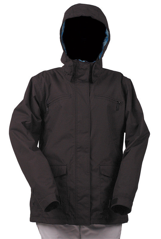 Special Blend womens Snowboard jacket Siryn black 10,000mm large