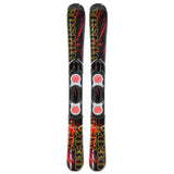 99cm Crazy Creek Cosmic Way Black Red Skiboards, Ski Snow Blades with Bindings
