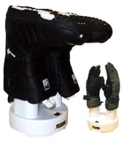 BFL Snowboard Ski Boots Dryer Boot Gloves Dryer White