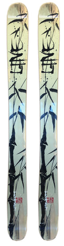 187cm Line Prophet Mega Wide Powder Twin Tip Skis Blemished 15.5x13x15cm