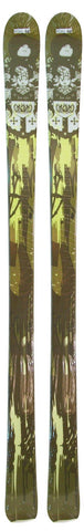 "155cm Line Prophet Green Brown Shape Skis ""Last-1"""