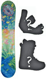 154cm Magic Hat Brewing Camber Snowboard, Build a Package with Boots and Bindings.