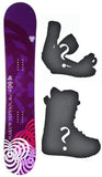 140cm Makuw Ruuki Camber *Blem*  Snowboard, Build a Package with Boots and Bindings.