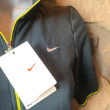 NIKE FIT DRY WOMENS SHARAPOVA TENNIS AUSSIE OPEN TRACK JACKET WARM UP