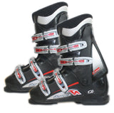 Nordica B Multi Macro NXT Ski Boots Black Easy Move USED 26.5 Men 8.5 Women 9.5