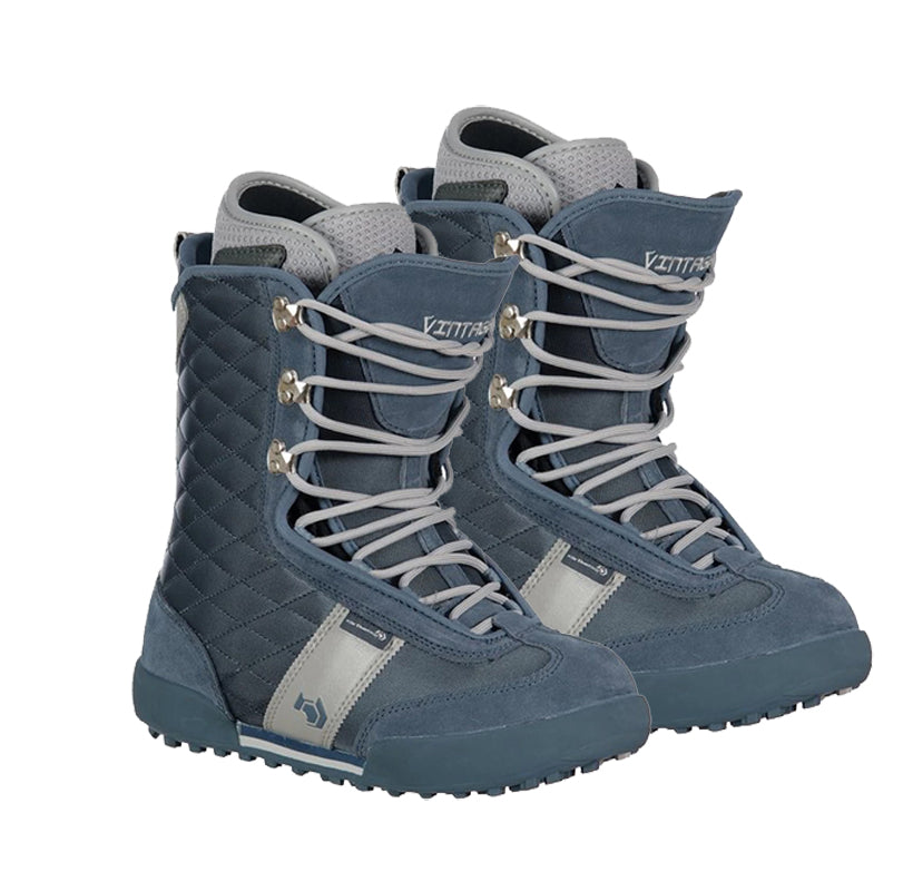Northwave Vintage Snowboard Boots Blem Blue, Womens 5 (runs 1/2-1 size small)