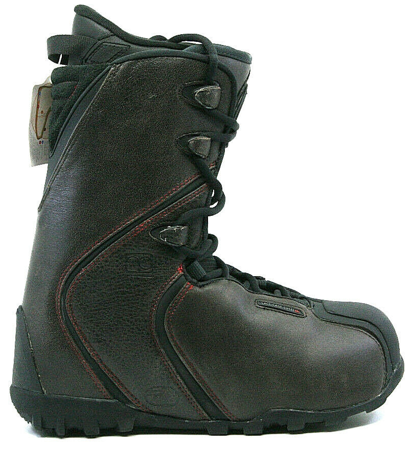 Ride Sensor Snowboard Boots Coffee Mens 9 Last-1