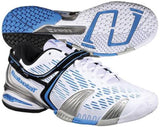 BABOLAT PROPULSE 4 TENNIS SHOES PLATINUM ALL COURT SIZE 6.5 MENS = WOMENS 8