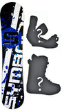 158cm 160cm 163cm Wide Symbolic 369 Mens Rocker Board or Build a Snowboard Package with Boots and Bindings