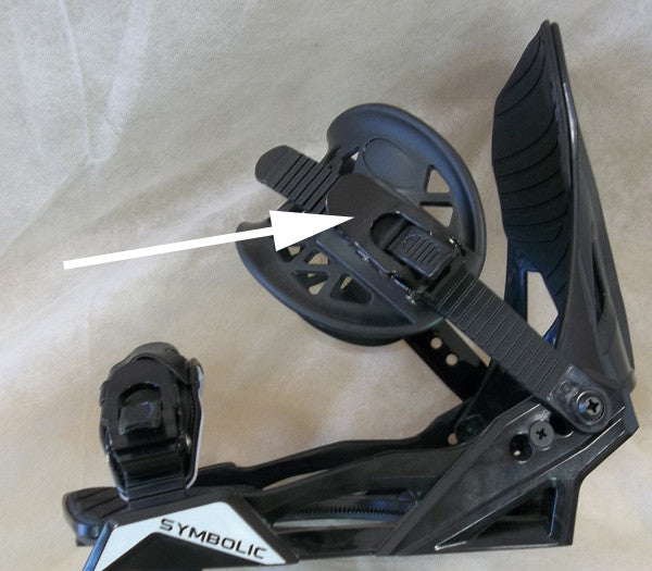 Replacement Buckle Rachit For Snowboard Bindings Each 6 Cm