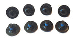 Replacement Screws & Washers for Most Snowboard Bindings Burton Style 16mm