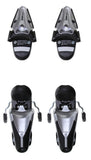 Tyrolia Superlight Ski Skiing Bindings Black Grey 90mm Din 3-10
