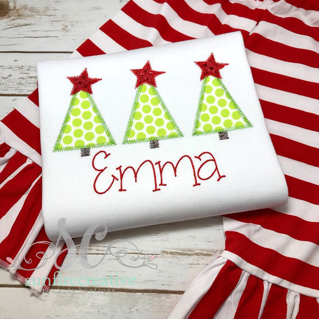 Christmas Outfit - Girls Christmas Outfit - Sunfire Creative Baby Boutique