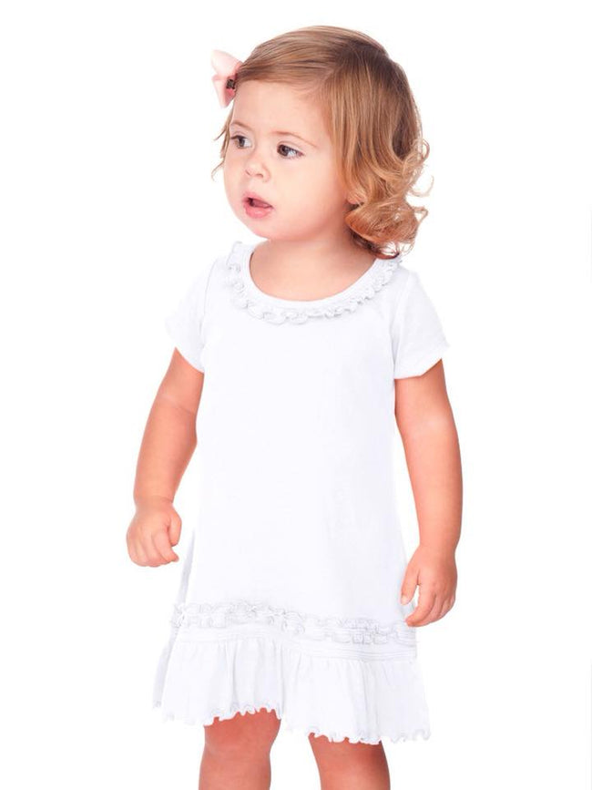Girls Religious Shirt - Child of the One True King Dress - Christian Outfit
