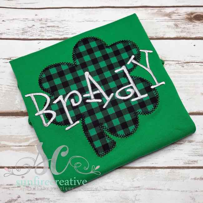 St Patricks Day Shirt - Shamrock Shirt - Personalized Shirt