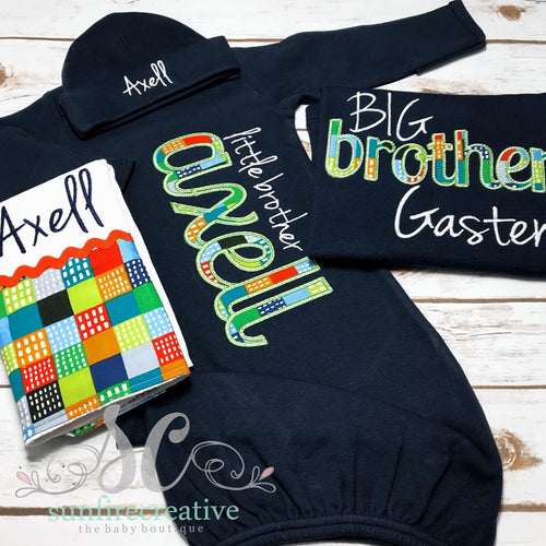 Sibling Set - Baby Shower Gift